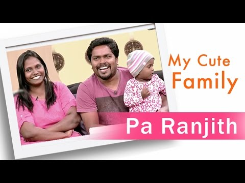 My Cute Family: Director Pa Ranjith | Puthuyugam TV