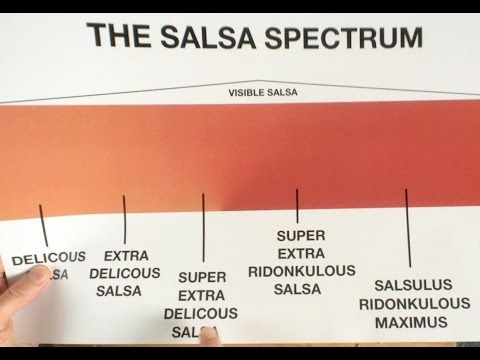 The Salsa Spectrum You Suck at Cooking episode 38
