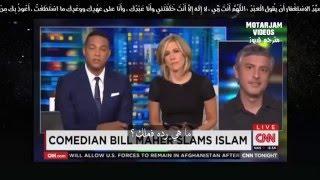 رجل مسلم يمسخر مذيع ومذيعه أرادوا تشويه صورة الأسلام (مترجم)