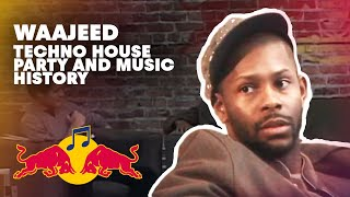 Waajeed Lecture (Seattle 2005) | Red Bull Music Academy