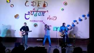 Roobaroo (Acoustic), CDFD Foundation Day 2015