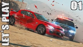 NEED FOR SPEED HOT PURSUIT (FR) #01 - LET