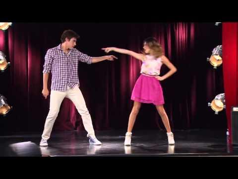 Violetta 2 Vilu y León bailan juntos