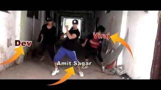 LET'S TALK ABOUT LOVE  Song  BAAGHI dance choreography by asf