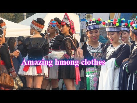 Xxx Mp4 STOCKTON NEW YEAR A BEAUTIFUL HMONG CLOTHES 2018 19 2 3gp Sex