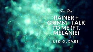 Theo D x Rainer  Grimm   Talk To Me ft  Melanie