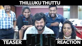 Dhilluku Dhuddu | Teaser Reaction | Suryan FM 93.5