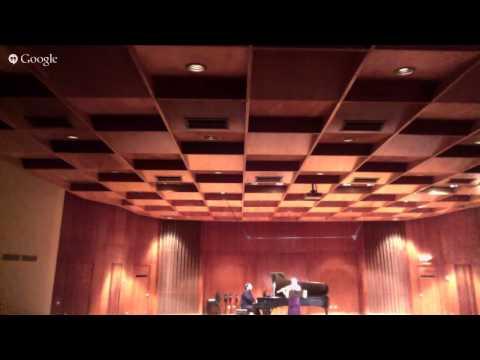 Schuyler Thornton Flute Recital