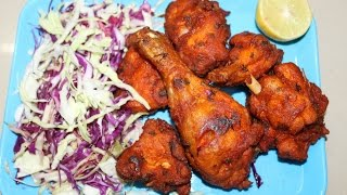How To Make Chicken Fry At Home (Hindi)