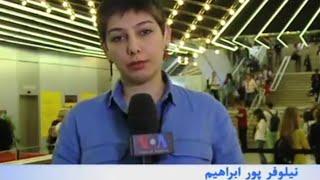 گزارش نیلوفر پور ابراهیم از کن: نمایش فیلم جیم جارموش با بازی گلشیفته فراهانی