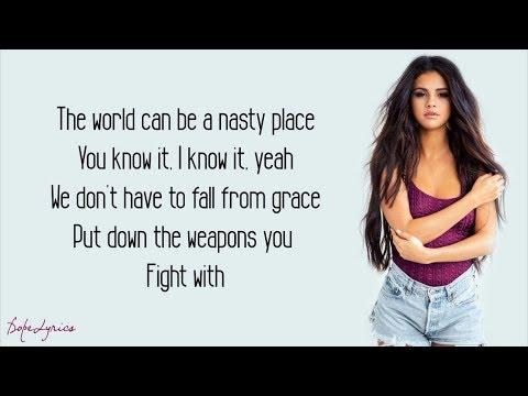 Xxx Mp4 Selena Gomez Kill Em With Kindness Lyrics 3gp Sex
