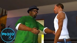 Top 10 Another Betrayals in Video Games