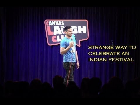 Xxx Mp4 Strange Way To Celebrate An Indian Festival Daniel Fernandes Stand Up Comedy 3gp Sex
