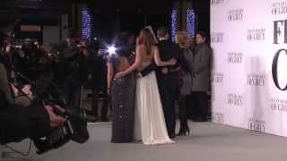Fifty Shades Of Grey: UK Red Carpet Official B-Roll