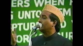 Inspiring Naats- Alhaj Khurshid Ahmad (r.a)-1/3