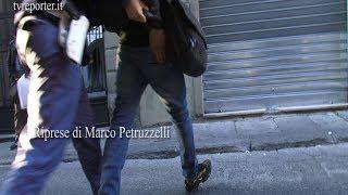 VOLANTE 113:  RAPINATORE VIENE INTERCETTATO TRAMITE GPS ED ARRESTATO IN DIRETTA