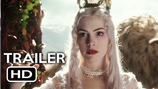 Alice Through the Looking Glass Official Grammys Trailer (2016) Johnny Depp Fantasy Movie HD