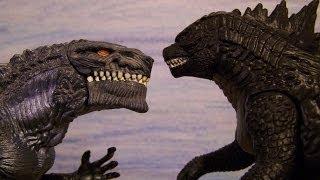 Godzilla 1998 vs Godzilla 2014    Godzilla vs Zilla