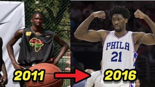 Craziest NBA BODY Transformations *PART 2* Embiid, Anthony Davis, Hayward