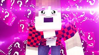 Minecraft Lucky Block Princess Animation!