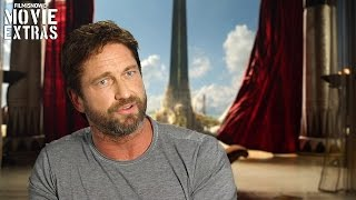 Gods of Egypt (2016) Behind the Scenes Movie Interview - Gerard Butler is 'Set'