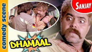 Sanjay Mishra Comedy Scenes | Dhammal | Indian Comedy