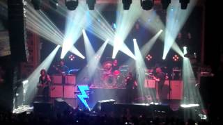 All These Things I've Done - The Killers @ Webster Hall, NYC 7/23/2012 (Live)