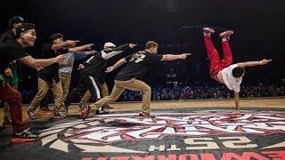 Bboy Crew Lil G & Neguin Gorky Battle 5 2015 word