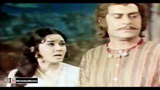 MAIN SAARI RAAT NAHI SONA - NOOR JEHAN - PAKISTANI FILM SOHNI MAHIWAL