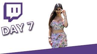 Mia Khalifa TWITCH HIGHLIGHTS - Day 7