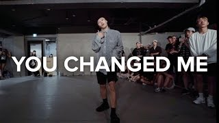 You Changed Me - Jamie Foxx ft. Chris Brown / Junsun Yoo Choreography