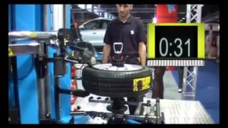 Ravaglioli Fully Automatic Tyre Changer