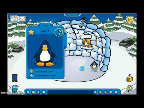 Como ser socio en club penguin GRATIS