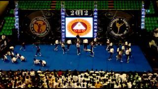 TSU Cheerleading Varsity Firefox - NCC National Finals 2012