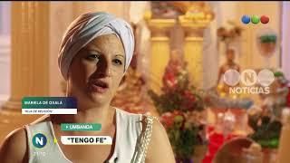 Cómo es la religión Umbanda - Telefe Noticias
