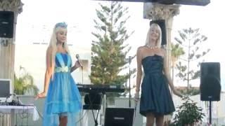 BB   SHOW  Barbie + Baccara GIMME GIMME GIMME Tatyana Tuzova and Baccara