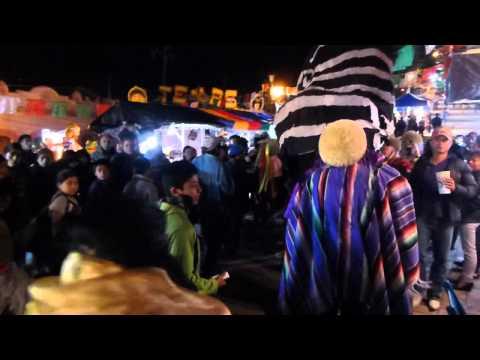 Peregrinaciones a la Virgen de Guadalupe en San Cristobal de las Casas