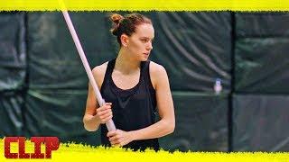 """Star Wars 8: Los últimos Jedi Featurette """"Entrenando para la película"""" Subtitulado"""