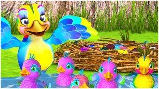 Cartoon for Kids | Easter Eggs & Ducklings | Happy Easter | Everythings Rosie