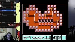 Super Mario Bros. 3 Speedrun - 13m 58s