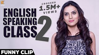 English Speaking Class 2 - Funny Punjabi Video   Mansi Sharma   Jugaadi Dot Com   Punjabi Movie