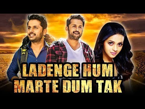 Ladenge Hum Marte Dum Tak (Hero) Telugu Hindi Dubbed Full Movie | Nithiin, Bhavana, Ramya Krishna