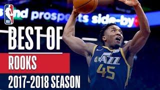 Best Rookie Plays of the 2017-2018 NBA Regular Season
