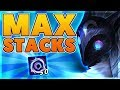 Download Video Download MAX RANGE* 50+ STACKS BREAKS THE GAME (I OUTRANGE TURRETS) - BunnyFuFuu 3GP MP4 FLV