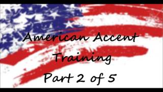 American Accent Training -Free Online Course- Part 2 of 5