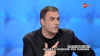 Zone e lire - Po ti kush je?' Raluka nga Rumania me videoklipin 'Never Give Up'! (23 janar 2015)