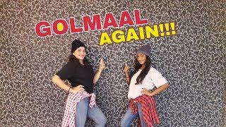 GOLMAAL AGAIN | Title Song Choreography | Ajay devgan| Parineeti| Arshad| Rohit shetty |