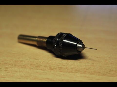 дрель для сверл маленького диаметра
