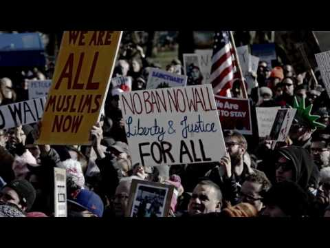 Xxx Mp4 Donald Trump S Muslim Ban What You Re Not Being Told Hot News 3gp Sex