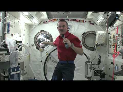 How To Barf, Puke, Vomit In Space | Video